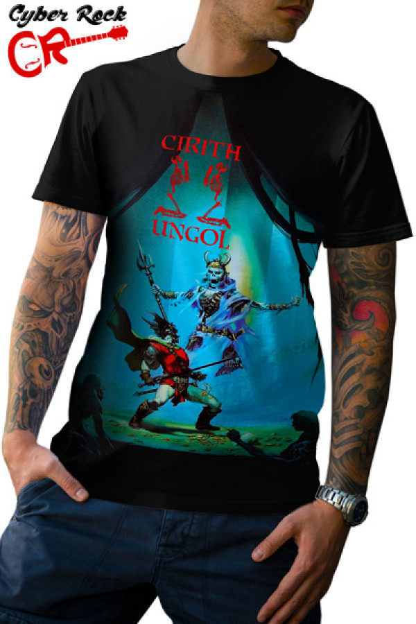Camiseta Cirith Ungol - King Of The Dead