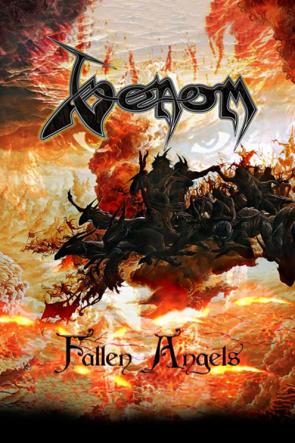Camiseta Venom Fallen Angels