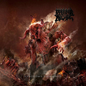 CD Morbid Angel – Kingdoms Disdained