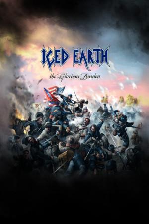 Camiseta Iced Earth the Glorious Burden