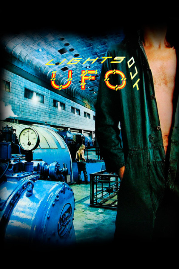 Camiseta Ufo Lights Out
