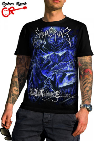Camiseta Emperor - In the Nightside Eclipse