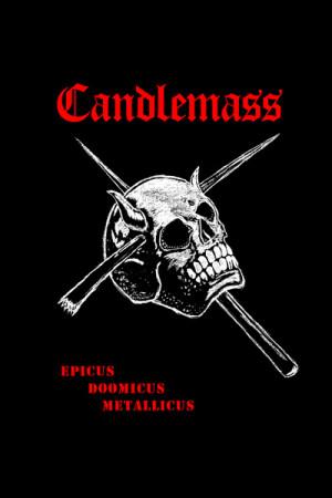 Camiseta Candlemass Epicus Doomicus Metallicus
