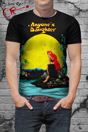 Camiseta Anyones Daughter