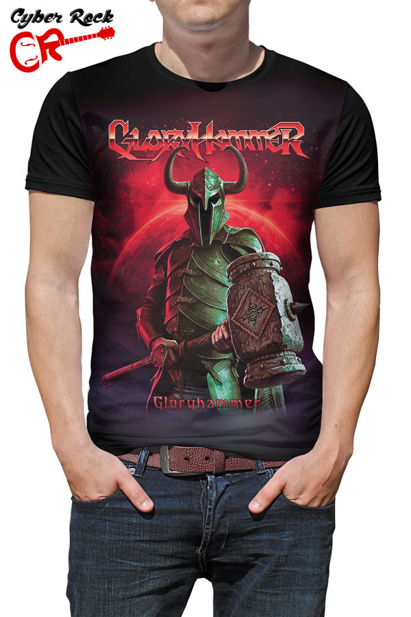 Camiseta GloryHammer IV