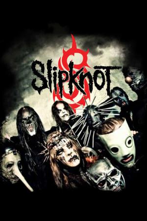 Capa Almofada Slipknot