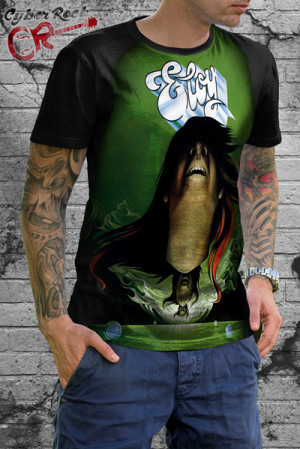 Camiseta Eloy Silent Cries and Mighty Echoes