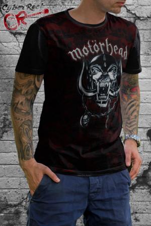 Camiseta Motorhead Skull