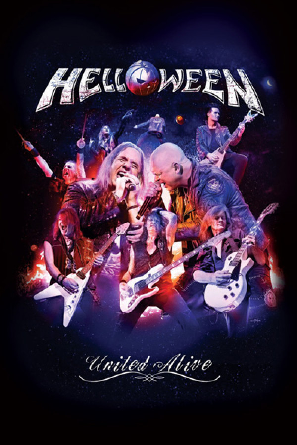 Arte Helloween - United Alive