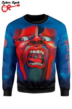 Blusa Moletom King crimson