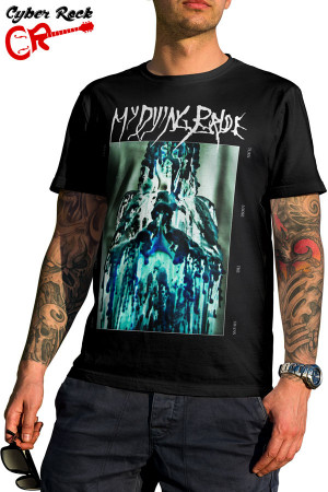 camiseta My Dying Bride Turn Loose the Swans