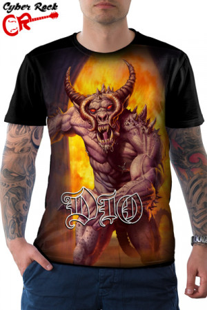 Camiseta Dio The Very Beast of Dio
