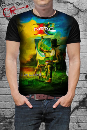 Camiseta Nemo