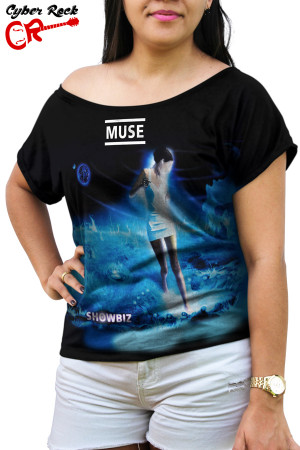 Blusinha Muse Showbiz