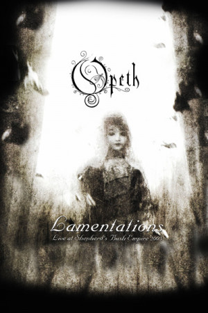 Camiseta Opeth Lamentations