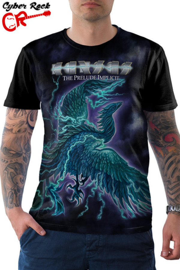 Camiseta Kansas The Prelude Implicit