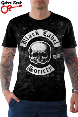 Camiseta Black Label Society Sonic Brew