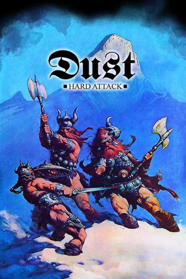 Camiseta Dust - Hard Attack