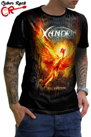 Camiseta Xandria Sacrificium