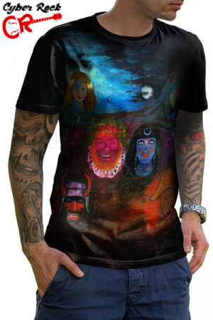 Camiseta King Crimson In the Wake of Poseidon