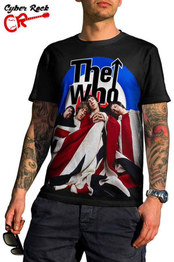 Camiseta The Who II