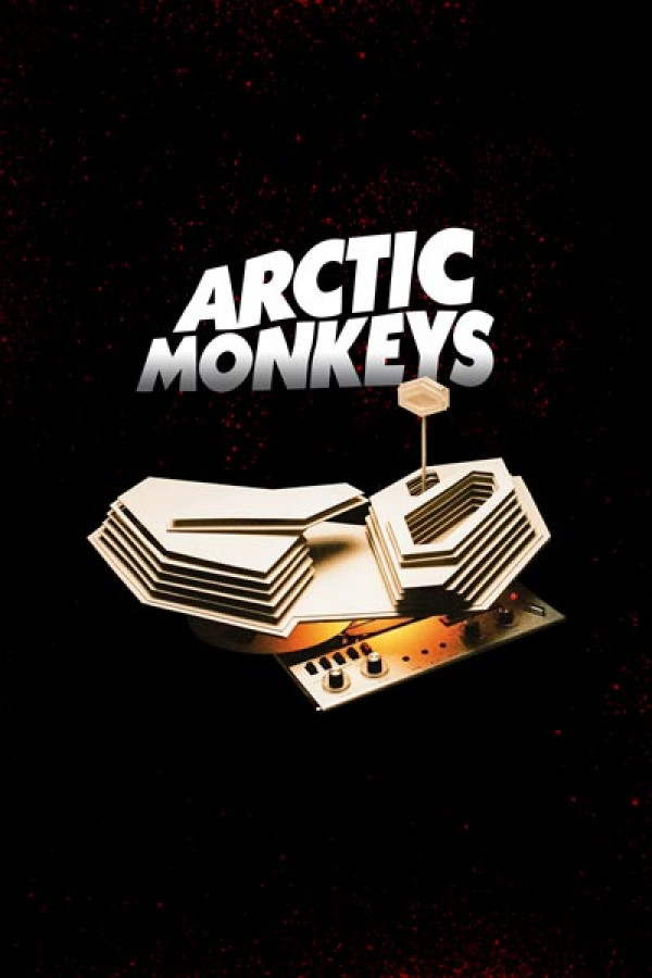 Camiseta Arctic Monkeys Tranquility Base Hotel & Casino