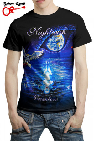 Camiseta Nightwish Oceanborn