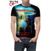 Camiseta Iron Maiden 2 Minutes To Midnight