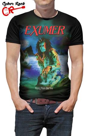 Camiseta Exumer Rising From The Sea