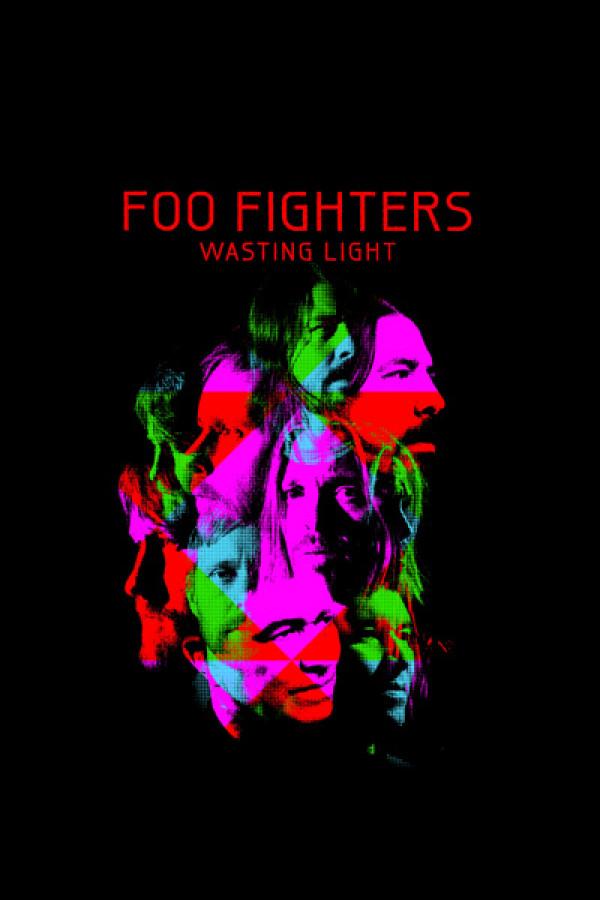 Camiseta Foo Fighters