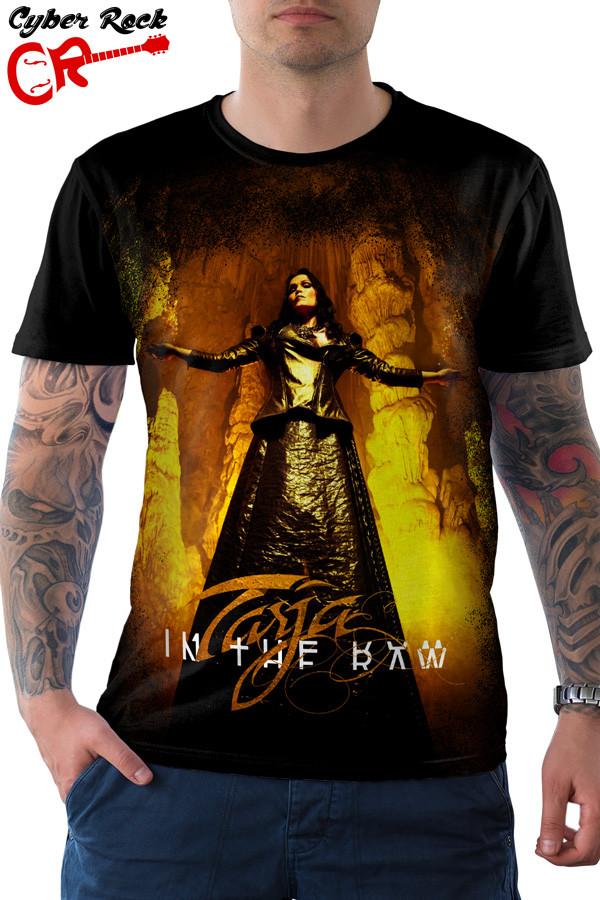 Camiseta Tarja Turunen in The Raw