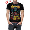 Camiseta The Offspring  Coming For You