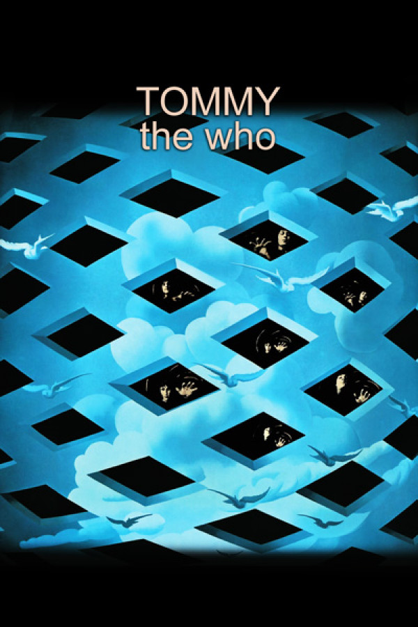 Regata The Who - Tommy