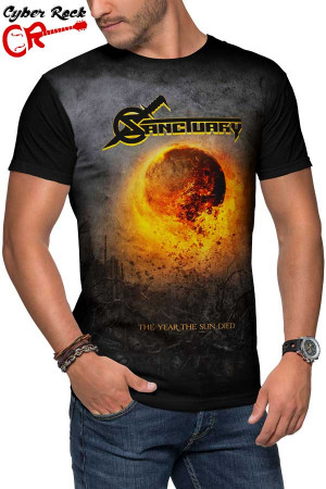 Camiseta Sanctuary The Year The Sun Died