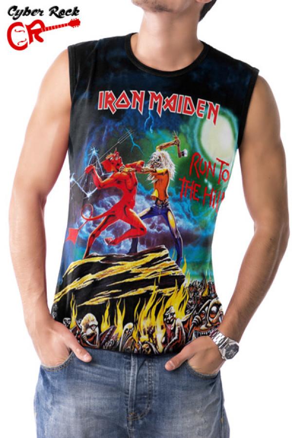 Regata Iron Maiden Run To the Hills
