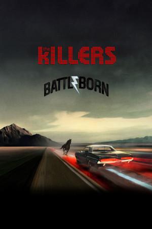 Camiseta The Killers Battle Born