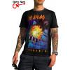 Camiseta Def Leppard - Pyromania