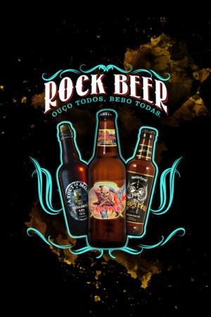 Blusinha Rock Beer Ouço Todos Bebo Todas