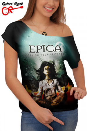 Blusinha Epica Design Your Universe
