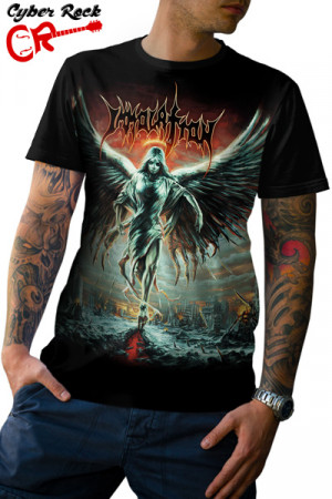 Camiseta Immolation Atonement