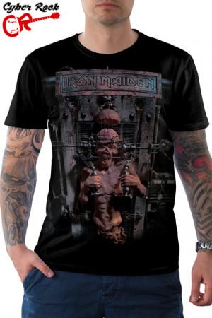 Camiseta Iron Maiden X Factor
