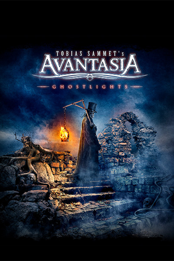 Camiseta Avantasia Ghostlights