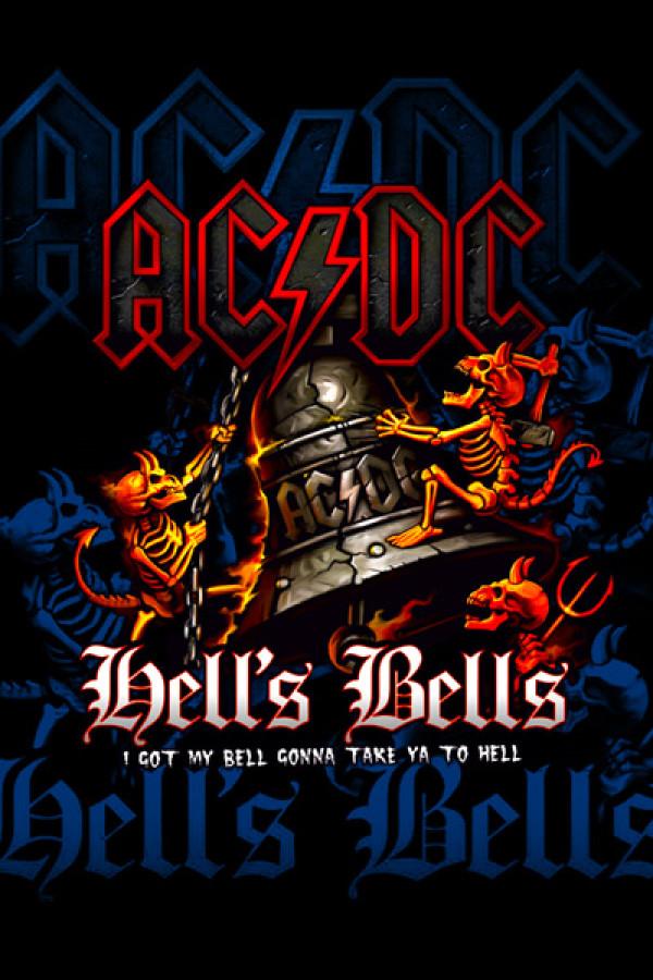 Regata AC/DC Hells Bells
