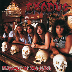CD CD Exodus – Pleasures Of The Flesh