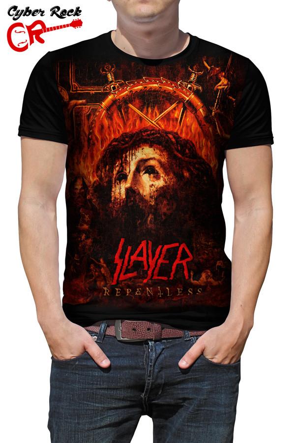 Camiseta Slayer Repentless