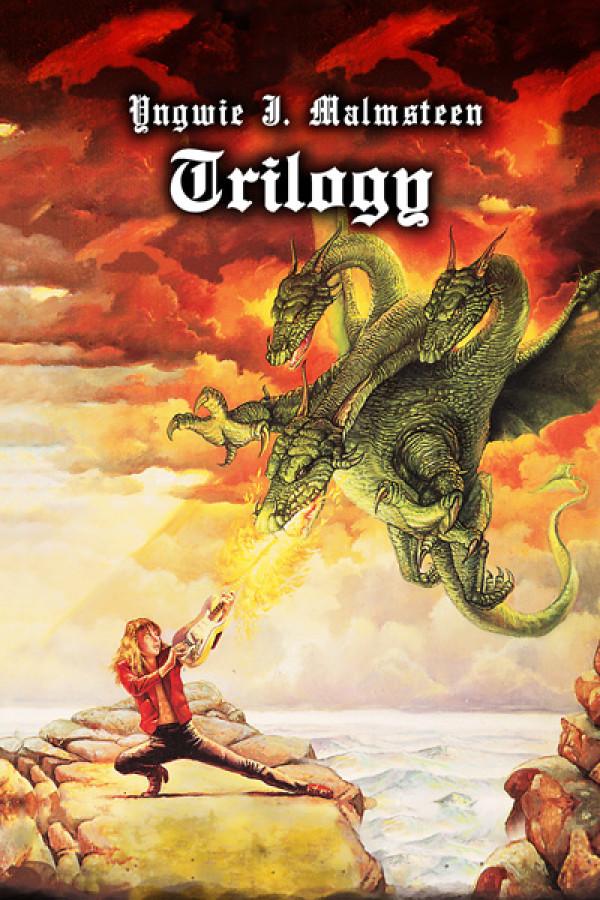 Camiseta Yngwie Malmsteen Trilogy