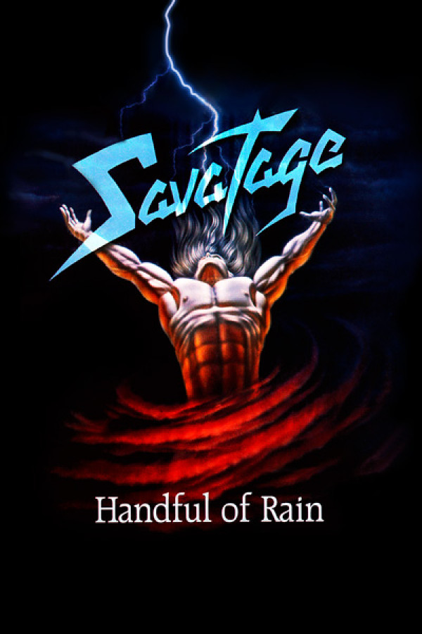 Blusinha Savatage Handful of rain