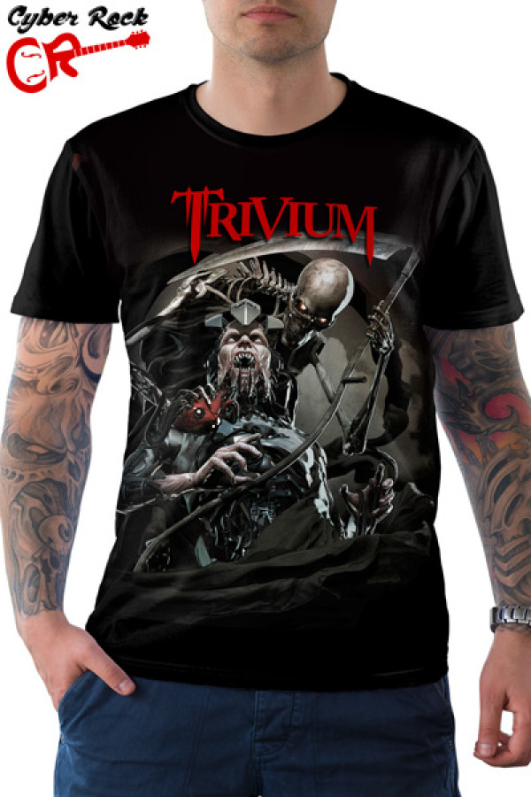 Camiseta Trivium