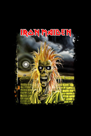Camiseta Iron Maiden Album