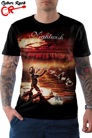 Camiseta Nightwish Wishmaster